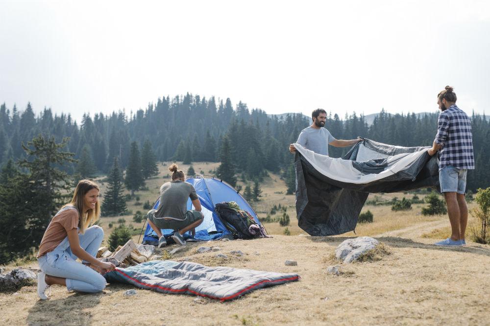 Hikeloop Inflatable Sleeping Pad Review